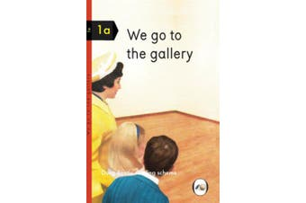 We Go to the Gallery: Dung Beetle Reading Scheme 1a