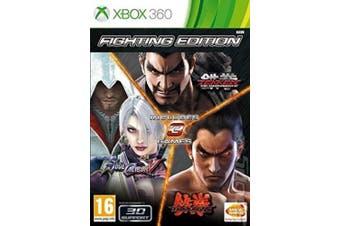 Fighting Edition: Tekken 6, Tekken Tag Tournament 2 & Soul Calibur V