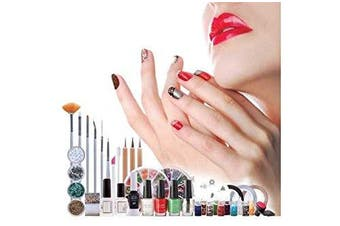 Rio Ultimate Professional Nail Artist Collection.