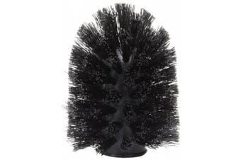 Umbra Toilet Brush Head Replacement, Black