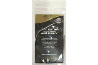 """(2.50 mm US 1) - Addi Turbo Circular Knitting Needle 16"""", 2.50 mm US 1"""