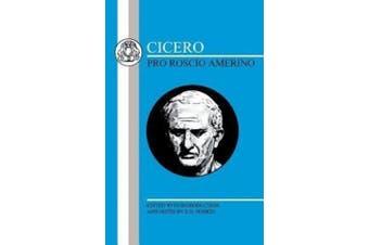 Pro Sexto Roscio Amerino (BCP Latin Texts)