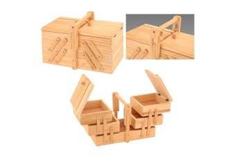 Bbtradesales Pine Sewing Box