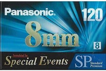 Panasonic 8mm 120 Special Events Standard Premium Camcorder Video Tape