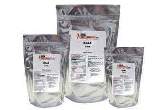 (250 grammes (260ml) Powder) - BulkSupplements Pure BCAA 3:1:2 (Branch Chain Amino Acids) Powder (250 grammes)
