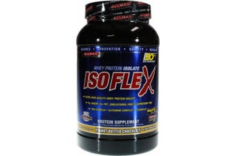 All Max Isoflex Isolate Chocolate Peanut Butter 1.1kg Protein