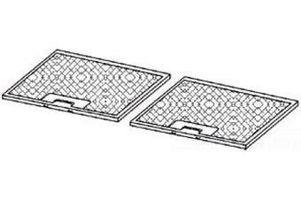 Broan SB08087292 Grease Filter