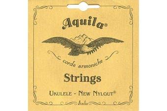 (Small) - Aquila corde armoniche New Nylgut, Ukulele, Soprano Regular Ukulele Strings