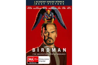 Birdman: Or (The Unexpected Virtue of Ignorance) [Region 4]