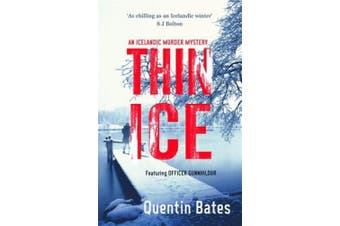 Thin Ice (Gunnhildur Mystery)