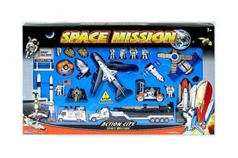 Space Mission - space exploration Playset