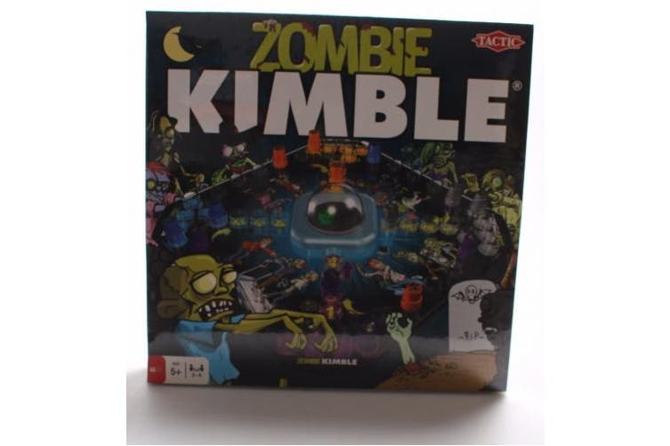 Tactic Games Zombie Kimble Board Game
