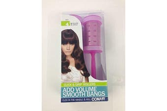 Conair Click & Grip Rollers