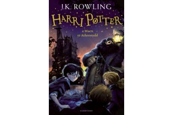 Harry Potter and the Philosopher's Stone Welsh: Harri Potter a maen yr Athronydd (Welsh) [Welsh]