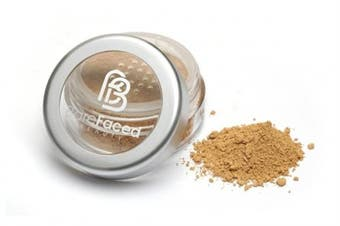 (Sincere) - Barefaced Beauty Travel-Size Mineral Foundation, Sincere 2.5 g