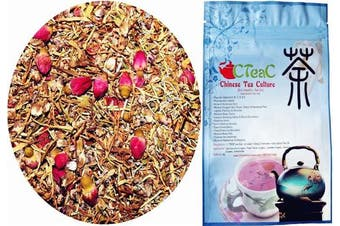 (60ml) - Chinese Tea Culture Skin Healthy Tea for Acne-Moisturise Skin-Freckles-Wrinkles-Healing Wounds Chinese Herbal Tea Chinese Loose Leaf Tea Chinese Organic Tea 60ml