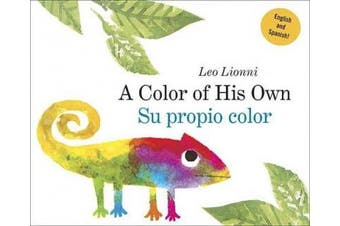 A Color of His Own: (Spanish-English Bilingual Edition) [Board Book]