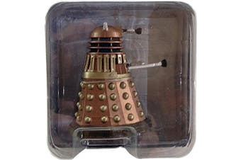 (#6 Dalek) - Doctor Who Figurine Collection - Figure #6 - Dalek - Hand Painted 1:21 Scale Model - Collector Boxed by Eaglemoss / Doctor Who