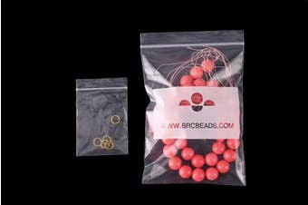 (6mm, Pink Coral) - BRCbeads Gorgeous Natural Pink Coral Gemstone Round Loose Beads 6mm Approxi 15.5 inch 60pcs 1 Strand per Bag for Jewellery Making