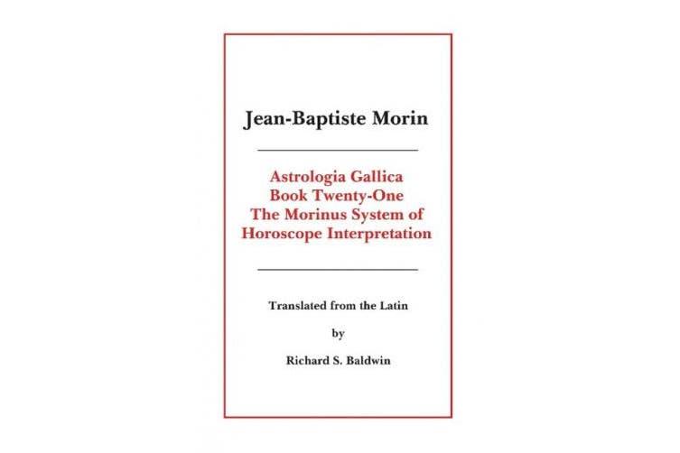 Astrologia Gallica Book 21
