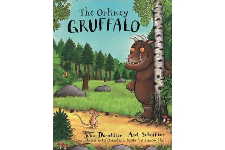 The Orkney Gruffalo [Scots]