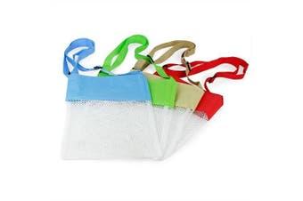 Seashell Beach Mesh Bags - Set of 4
