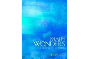 Math Wonders: To Inspire Teachers and Students