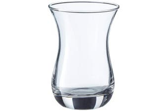 Pasabahce 62511 Aida tea glass 14cl without handle, 6 glasses