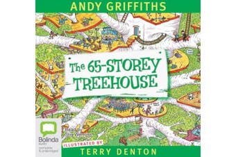 The 65-Storey Treehouse (Treehouse) [Audio]