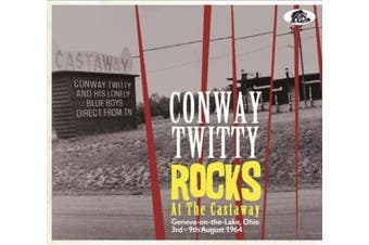 Rocks at The Castaway, Geneva-on-the-Lake, Ohio; 3rd - 9th August 1964