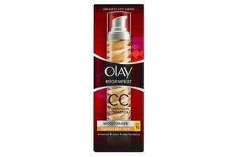 Olay Regenerist CC Cream Complection Corrector for Lightest Skin Tone SPF 15 (50ml)