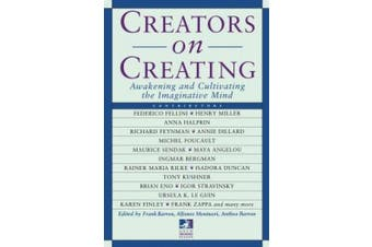 Creators on Creating: A New Consciousness Reader