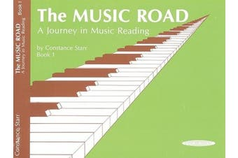 The Music Road, Bk 1: A Journey in Music Reading (Music Road: A Journey in Music Reading)