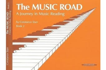 The Music Road, Bk 2: A Journey in Music Reading (Suzuki Piano Reference)
