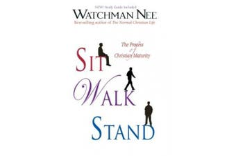 Sit, Walk, Stand (with Study Guide)