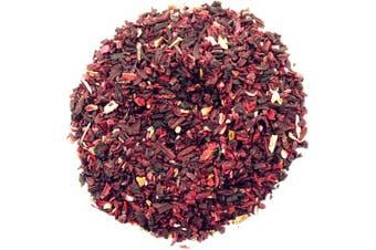(60ml) - Chinese Tea Culture, Hibiscus Loose Leaf Tea, Hibiscus Flower Tea, for Female Cycle, Blood Circulation, Metabolism, Herbal Tea, Organic Tea 120ml