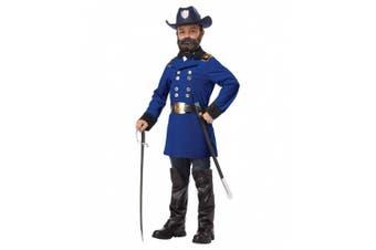 (Medium, One Color) - Big Boys' Ulysses S. Grant Civil War Union General Costume