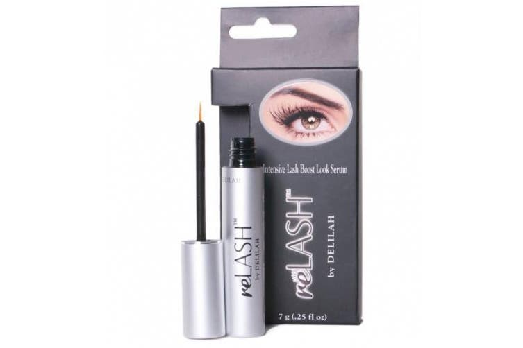 reLASH - Eyelash Growth Serum for Luscious Lashes and Eyebrows (7.4 ml) Made in Los Angeles, CA