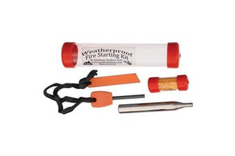 Epiphany Outdoor Gear Weatherproof Fire Starting Kit V3-LEO