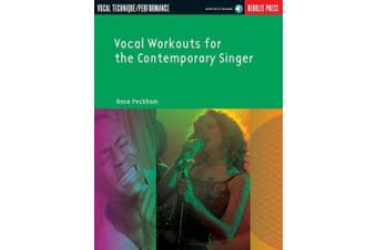 Anne Peckham: Vocal Workouts for the Contemporary Singer