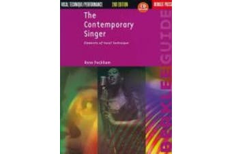 Anne Peckham The Contemporary Singer Second Edition Berklee Book/Cd