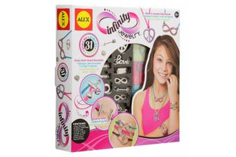 ALEX Toys Do-it-Yourself Wear Infinity Jewellery Kit