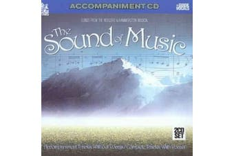 The Sound of Music [Accompaniment Disc]