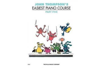 Easiest Piano Course Part 5