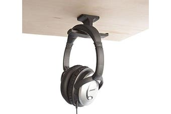 """(The Anchor) - Elevation Lab""""The Anchor"""" Under Desk Stand Mount for Headphone"""