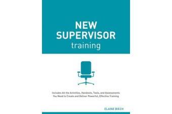 New Supervisor Training (ATD Workshop Series)