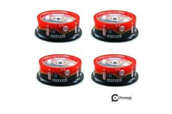 MAXELL DIGITAL AUDIO XL-II 80 BLANK MUSIC CD-R - 100 DISCS