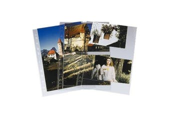Hama 009777 Photo Sleeves for Ring-Binder Albums A4 - 10 x 15cm