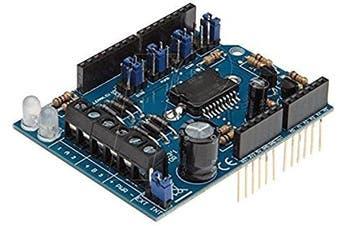 Velleman Assembled Motor Shield for Arduino