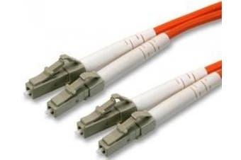 Cable-Core FIBRE OPTIC LC - LC PATCH LEAD CABLE 62.5/125um 1m
